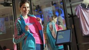 Adidas Germany - social mirror