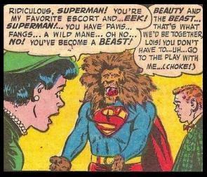 Superman Lion-head